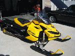 2009 Ski-doo Summit $2,700.00