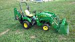 2008 JohnDeere 2305 4WD Loader