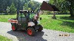 2003 Bobcat Toolcat 5600 Skid