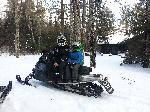 My son Blake Cruzer had his first ever snowmobiling trip this weekend with the boys...    A mans trip if you know what I mean!   LOL.   It was a blast!  140 miles out in the middle of nowhere till about 7:30 at night.   We took in some sights at a waterfall, and then slept for about 11 hours.    - S_Blakes_First_Snowmobiling_Trip_EVER!__Amberg_Wisconsin_16632_20160117_1548220.jpg